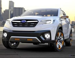 Subaru Tokyo 2015 – All-New VIZIV Future Concept and Impreza 5-Door Concept