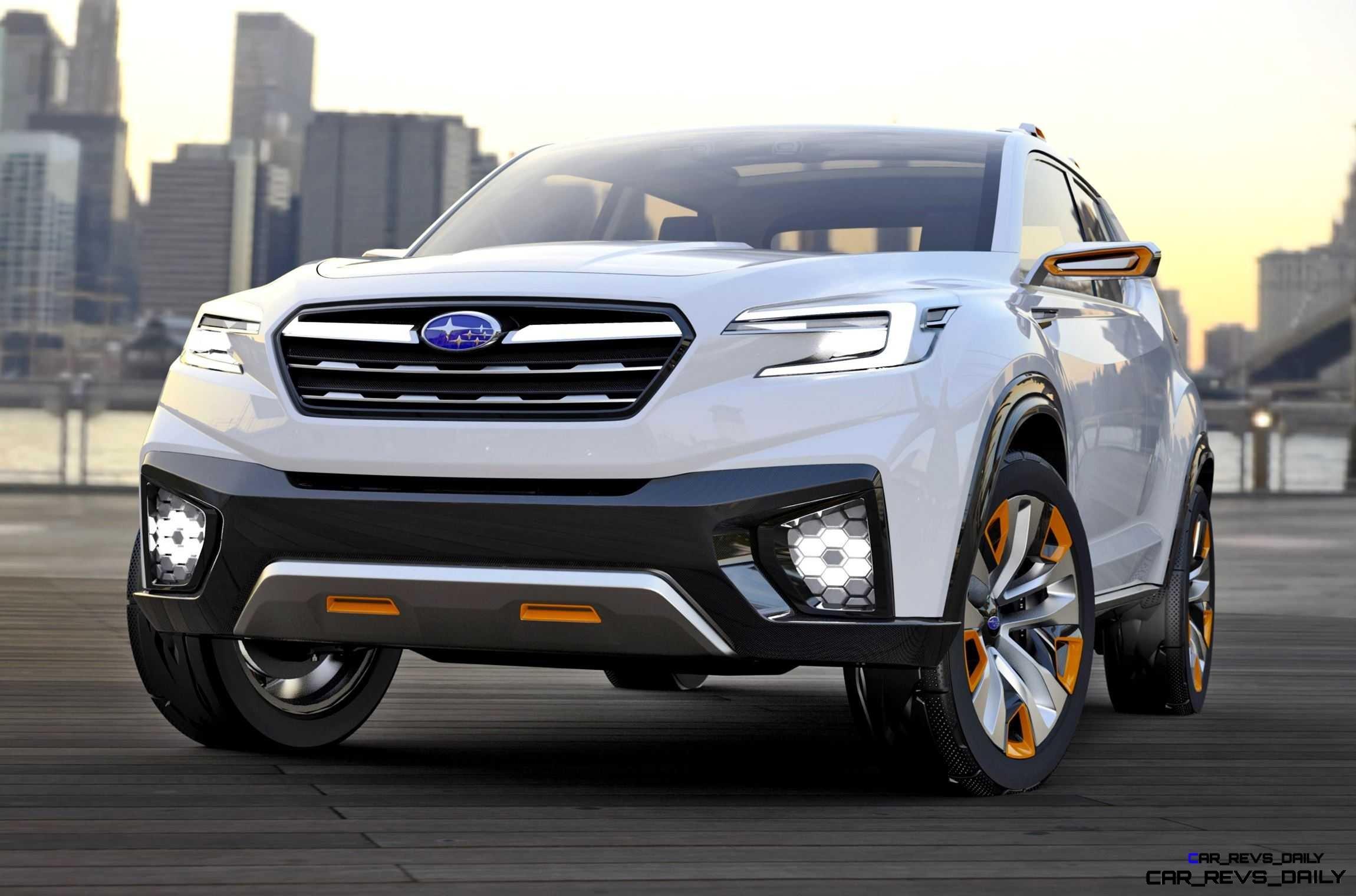 2015 Subaru VIZIV Future Concept