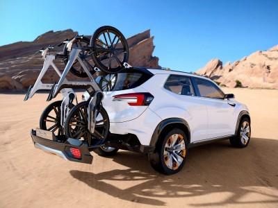 2015 Subaru VIZIV Future Concept 5
