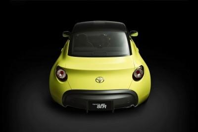 2015 Toyota S-FR Concept 10