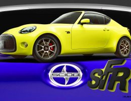 FUTURE-SPEC – Mazda MX-5 and CX-3 Platforms Reborn as Scion S-FR and Scion iD