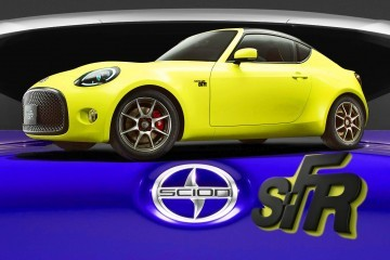 FUTURE-SPEC - Mazda MX-5 and CX-3 Platforms Reborn as Scion S-FR and Scion iD