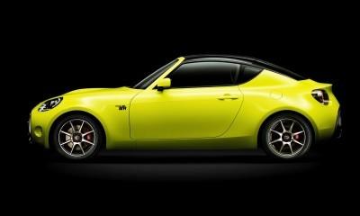2015 Toyota S-FR Concept 2