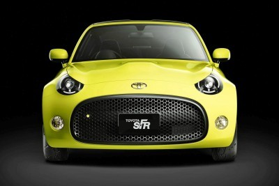 2015 Toyota S-FR Concept 4