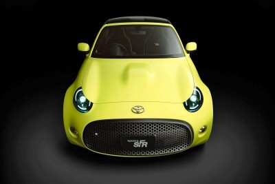 2015 Toyota S-FR Concept 7