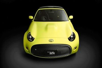 2015 Toyota S-FR Concept 8