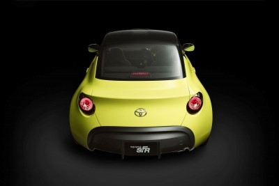 2015 Toyota S-FR Concept 9