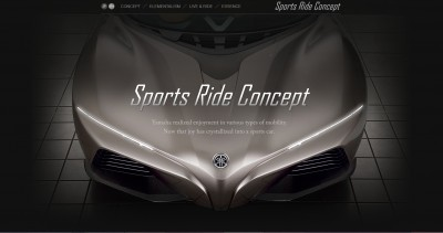 2015 YAMAHA Sports Ride Concept 3