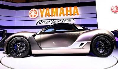 2015 YAMAHA Sports Ride Concept 37