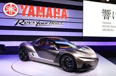 2015 YAMAHA Sports Ride Concept 65