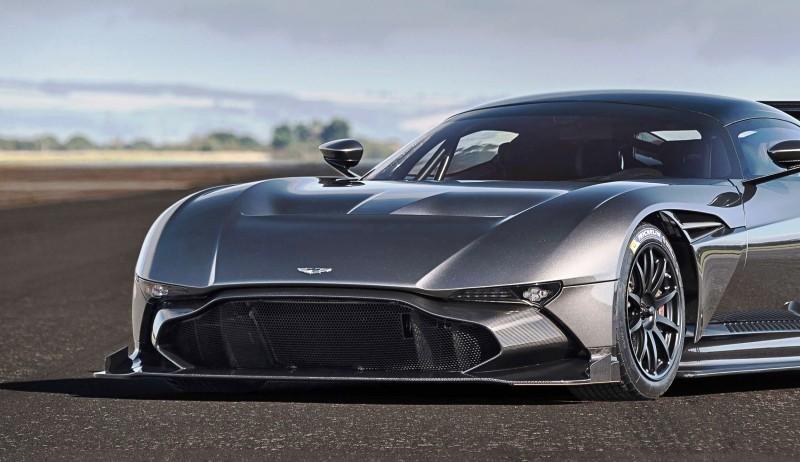 2016 Aston Martin VULCAN meets Avro VULCAN Bomber 14