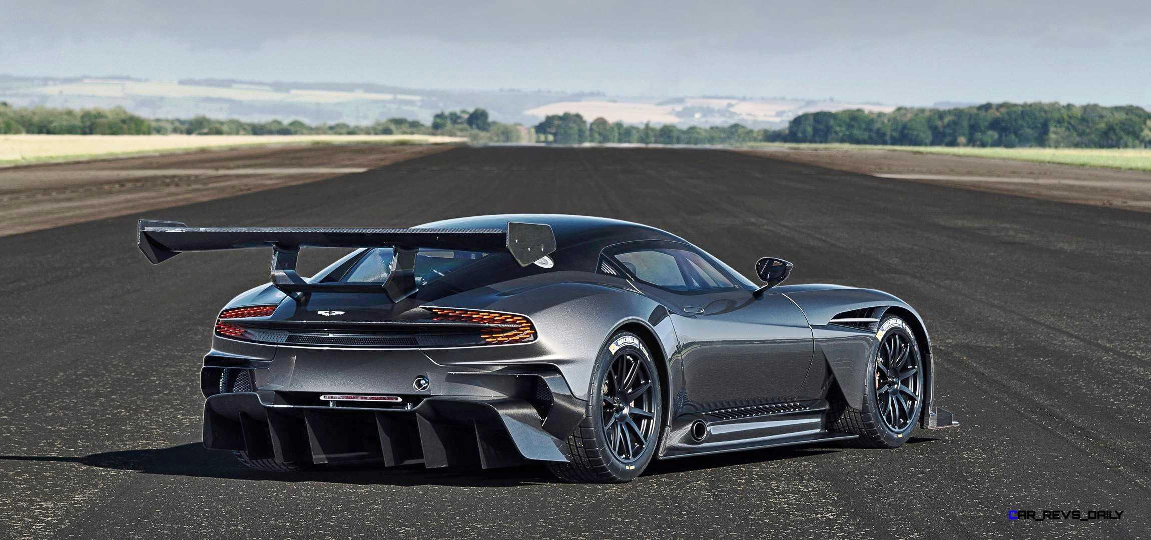 Garages Design 2016 Aston Martin Vulcan Meets Legendary Avro Vulcan Namesake