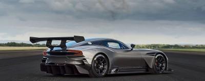 2016 Aston Martin VULCAN meets Avro VULCAN Bomber 5