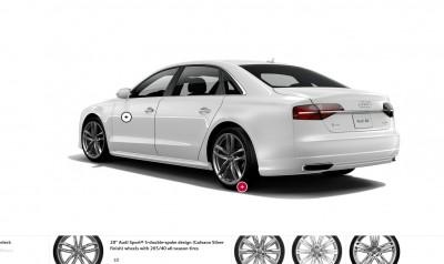 2016 Audi A8l 4.0T Sport 1
