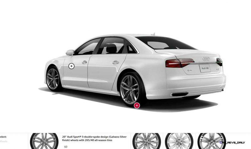 2016 Audi A8l 4