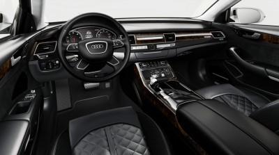 2016 Audi A8l 4.0T Sport 15