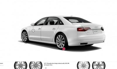 2016 Audi A8l 4.0T Sport 2