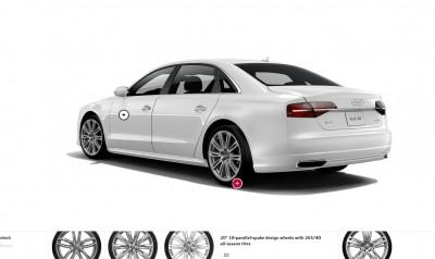 2016 Audi A8l 4.0T Sport 3