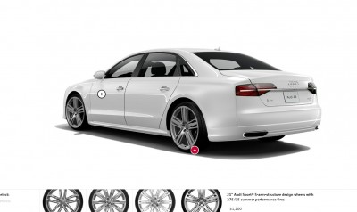 2016 Audi A8l 4.0T Sport 4