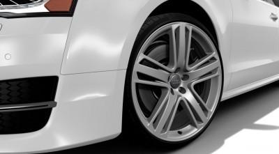 2016 Audi A8l 4.0T Sport 5