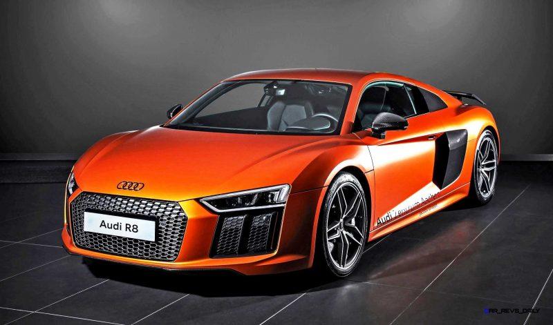 2016 Audi R8 V10 Copper 1