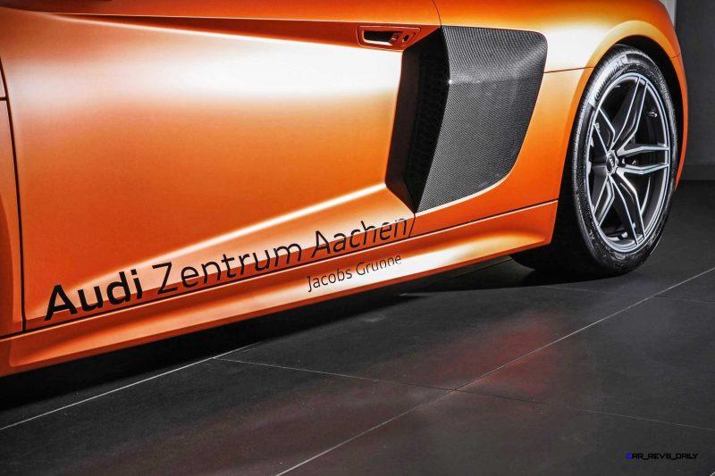 2016 Audi R8 V10 Copper 10
