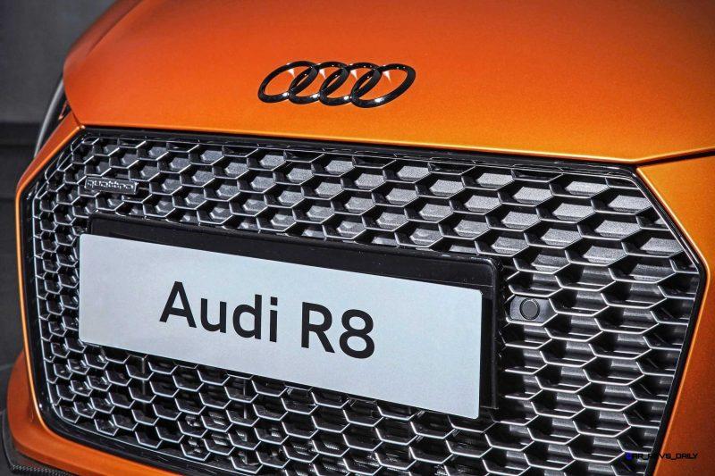 2016 Audi R8 V10 Copper 12
