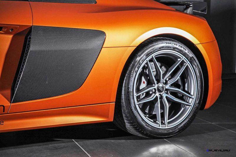 2016 Audi R8 V10 Copper 14