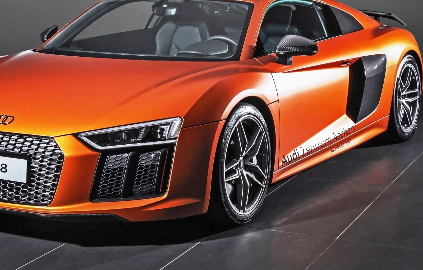2016 Audi R8 V10 Copper 2