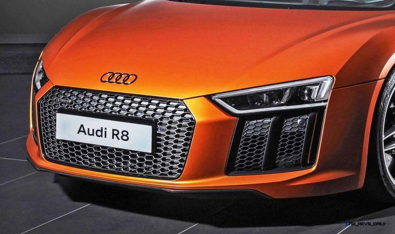 2016 Audi R8 V10 Copper 3