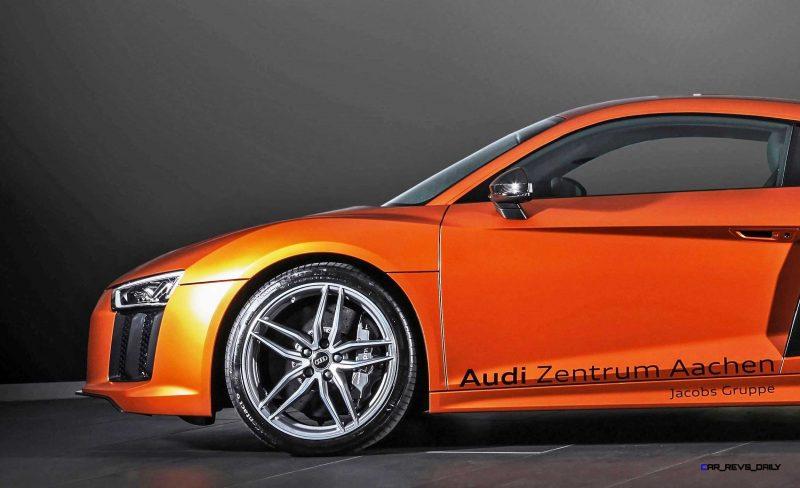 2016 Audi R8 V10 Copper 5