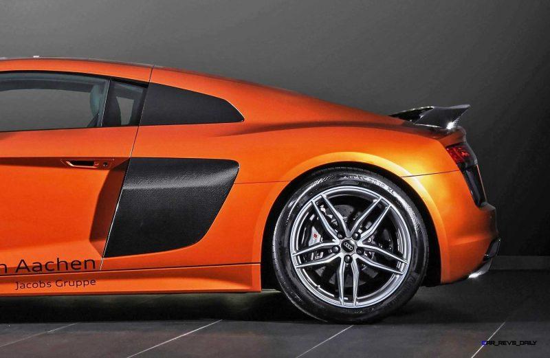 2016 Audi R8 V10 Copper 6