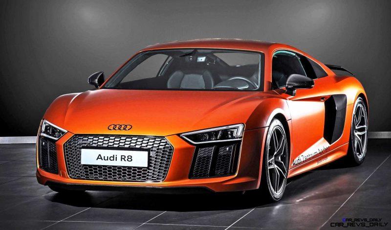 2016 Audi R8 V10 Copper 7