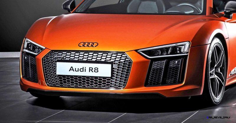 2016 Audi R8 V10 Copper 8