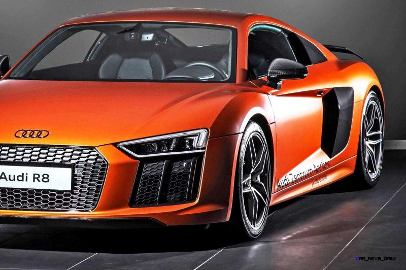 2016 Audi R8 V10 Copper 9