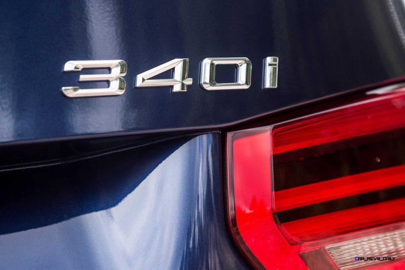 2016 BMW 340i M Sport 17