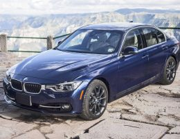 USA-Spec 2016 BMW 340i Stretches Turbo Legs in Copper Canyon
