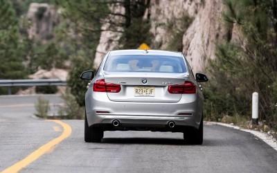 2016 BMW 340i M Sport 51