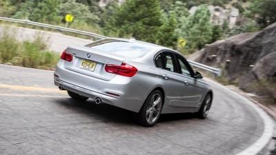 2016 BMW 340i M Sport 55