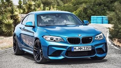 2016 BMW M2 1