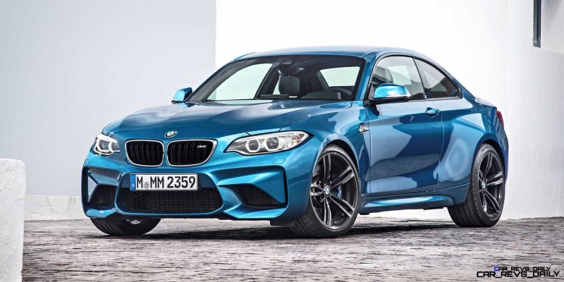 2016 BMW M2  11