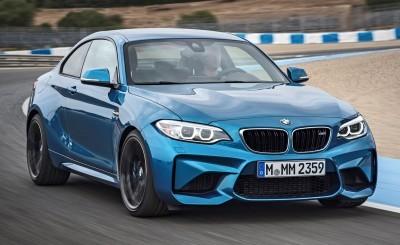 2016 BMW M2 16