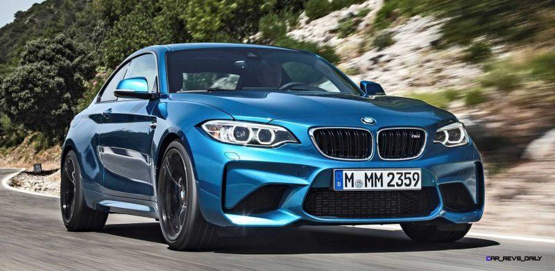 2016 BMW M2  18
