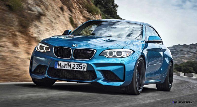 2016 BMW M2  19