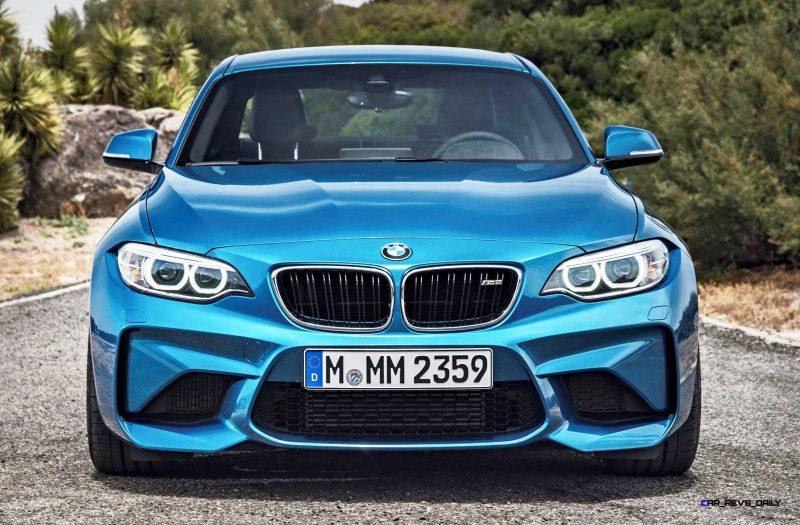 2016 BMW M2  2