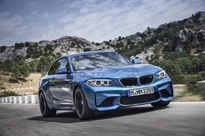 2016 BMW M2 26