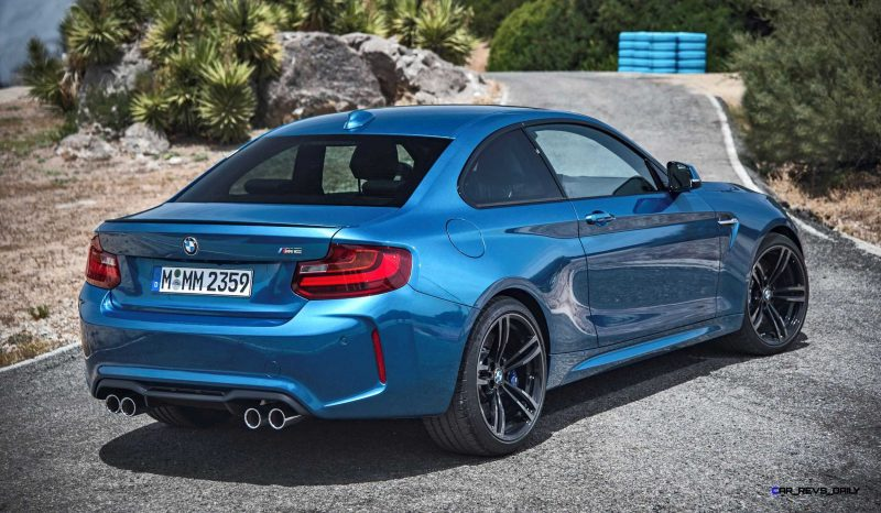 2016 BMW M2  3
