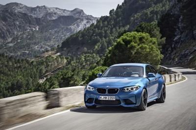 2016 BMW M2 32