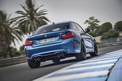 2016 BMW M2 35