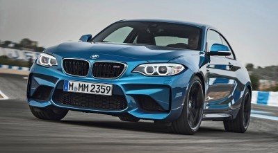 2016 BMW M2  36